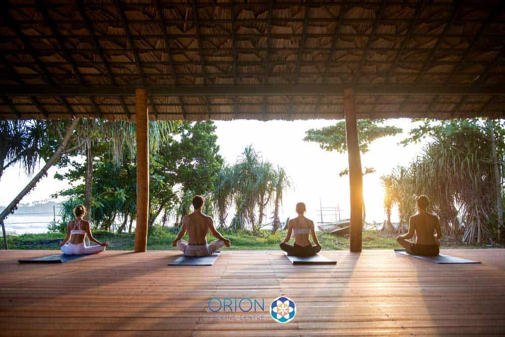 Yoga retreats thailand